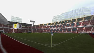 PES 6 Stadiums Rajamangala by World Stadiums PES6