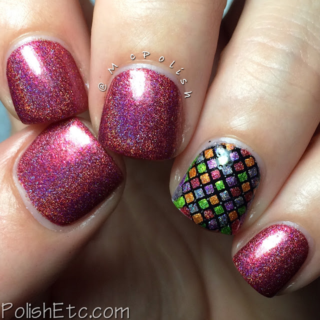 Pahlish - Happy Holo-Ween II - McPolish - Cinnamon Twist