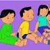 Nhiều cách dạy trẻ em mẫu giáo học tiếng Anh qua nhiều trò chơi dân gian