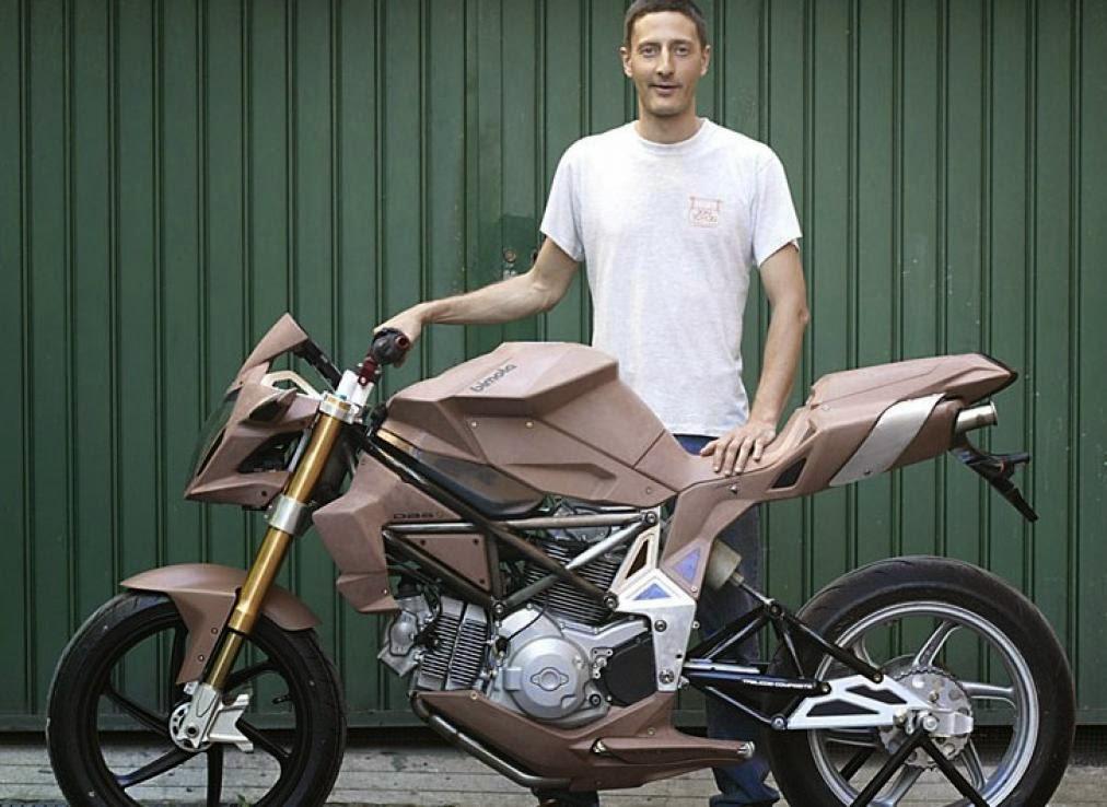 Trágico Accidente de Sergio Robbiano, Diseñador Estrella de Ducati y Bimota
