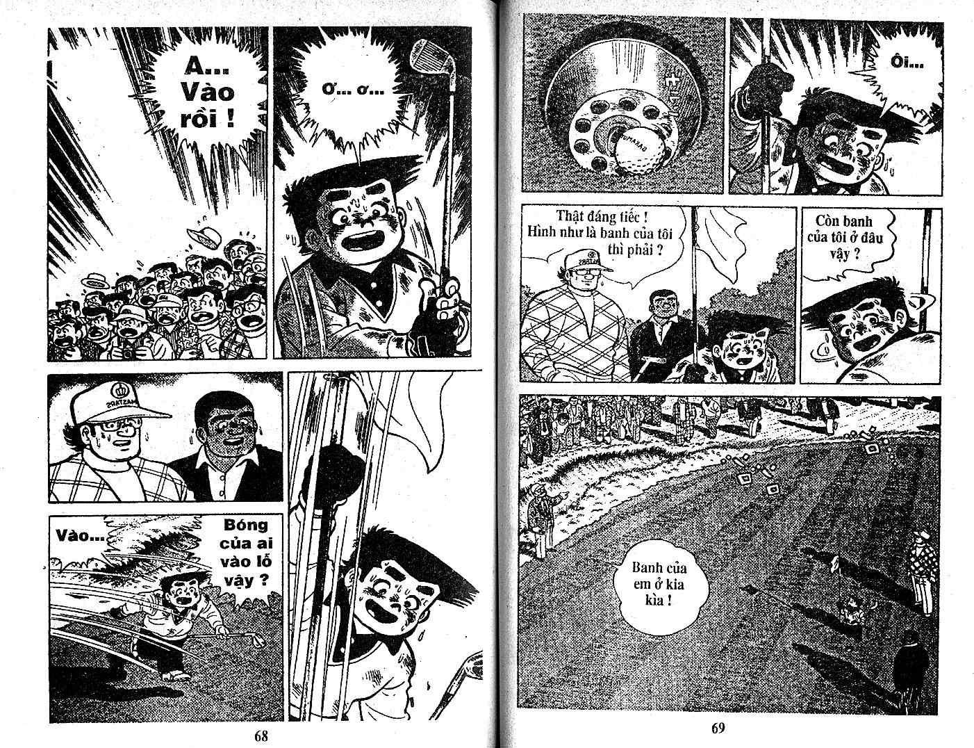 Ashita Tenki ni Naare chapter 20 trang 33