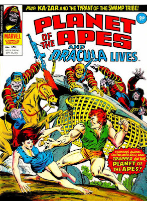 Marvel UK, Planet of the Apes #101