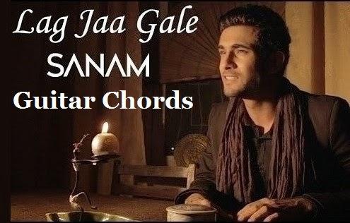 Lag Jaa Gale SANAM Guitar Chords - Lata Mangeshkar