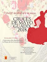 Guadix - Cruces de Mayo 2018
