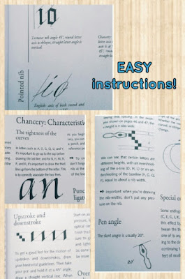 An Introduction to Calligraphy sample 2
