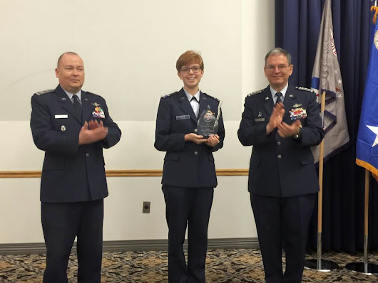 MCS Cadet Earns NCO OTY Award