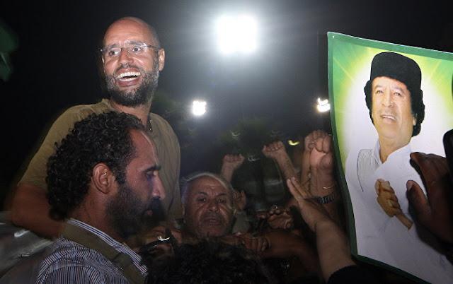 محامي عائلة القذافي: عبد الحكيم بيوض أوقف قرار النائب العام الليبي بمنح أسرة القذافي أرقاما وطنية