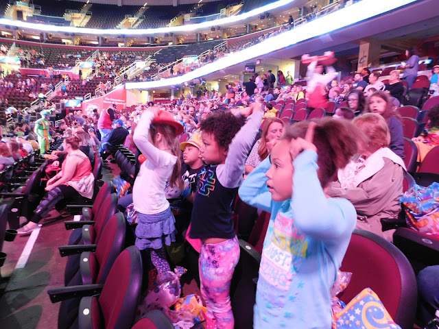 Our #OutofThisWorld night with Ringling Bros and Barnum and Bailey Circus   fun