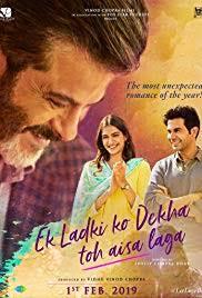 Ek Ladki Ko Dekha Toh Aisa Laga (2019) Full Movie HDRip 1080p | 720p | 480p | 300Mb | 700Mb