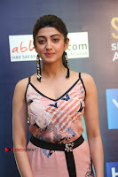 Actress Pranitha Subhash Pos in Short Dress at SIIMA Short Film Awards 2017 .COM 0066.JPG
