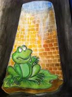 Frog In The Well Riddle