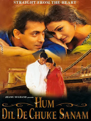 Poster Of Bollywood Movie Hum Dil De Chuke Sanam (1999) 300MB Compressed Small Size Pc Movie Free Download worldfree4u.com