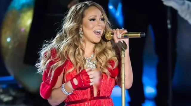 Duh!! Insiden Memalukan Dialami Mariah Carey, ini Kronologinya