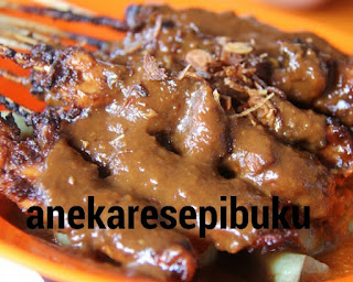 Resep Sate Ayam Bumbu Kacang Super Mantap Resep Sate Ayam Bumbu Kacang Super Mantap