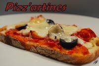Pizza'rtines