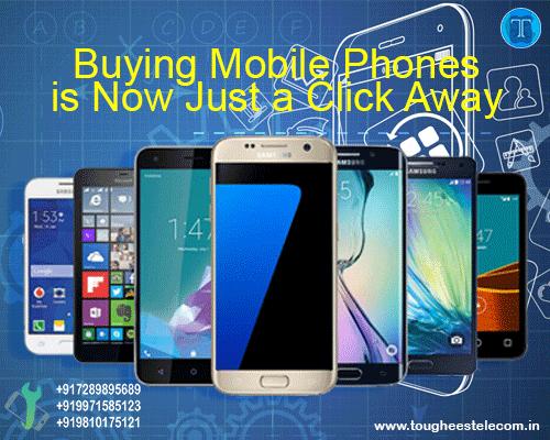 Buy online Mobiles