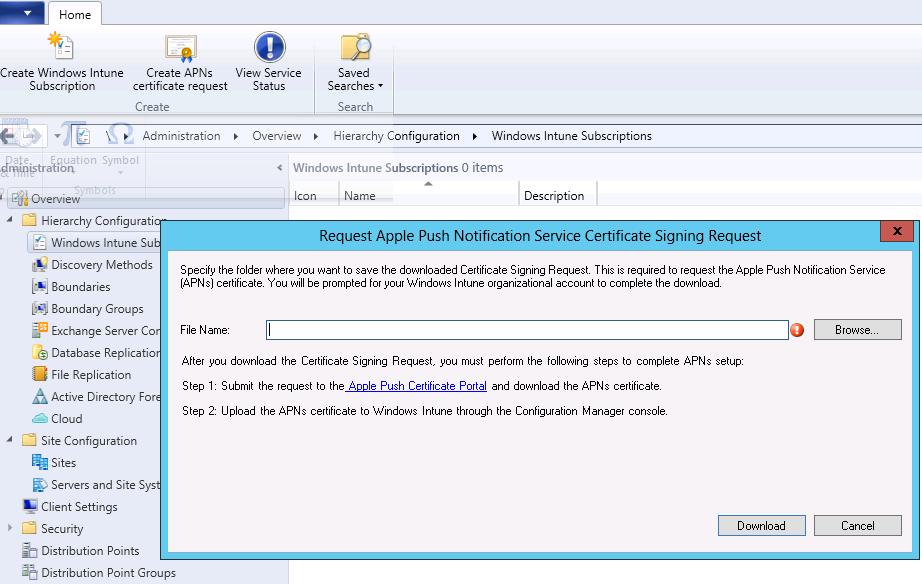 Gerry Hampson Device Management: ConfigMgr 2012 / SCCM 2012