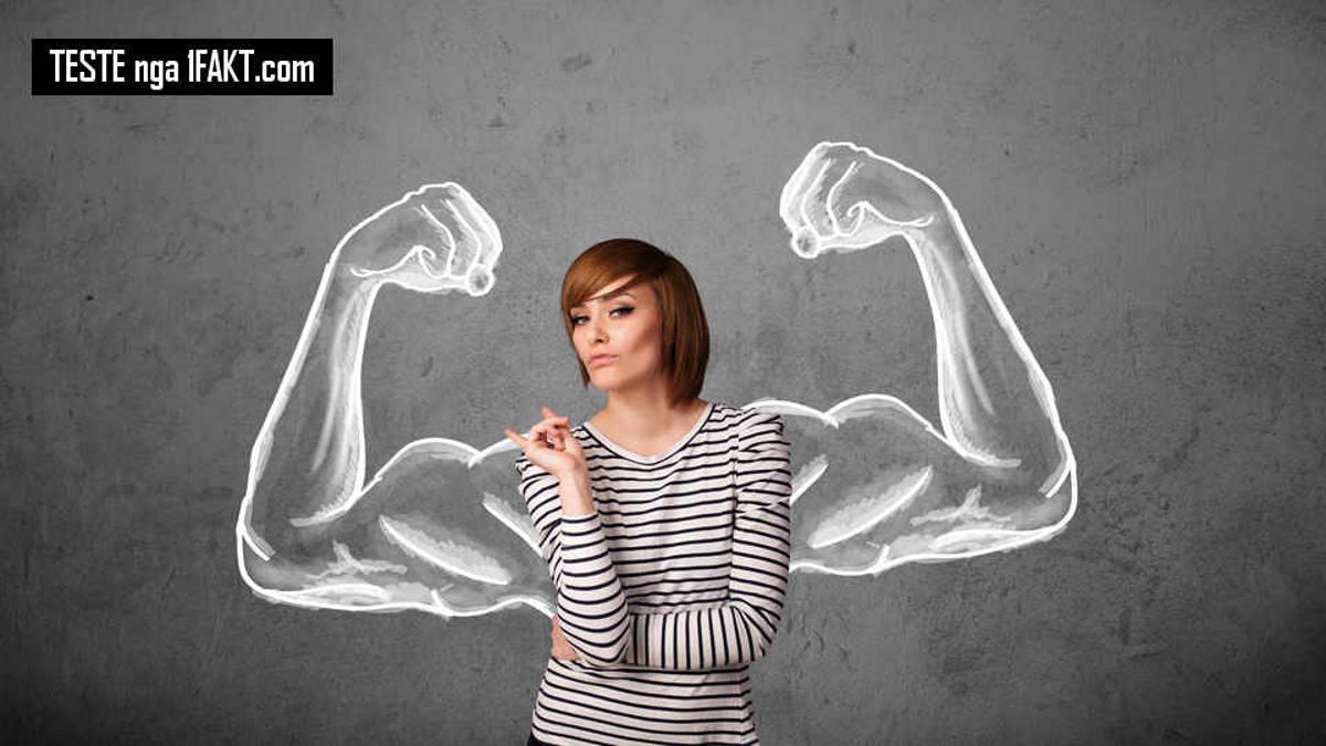 Test Psikologjik: Sa Të Fortë Jeni Mendërisht