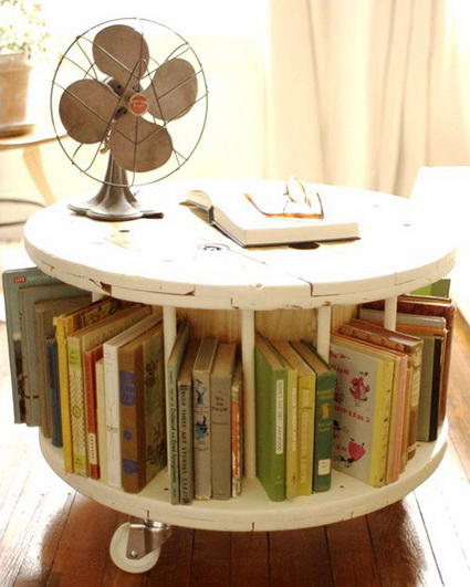 Things You Can Do With Recycled Cable Reels 5