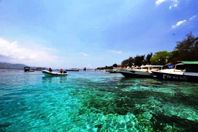 paket tour di lombok