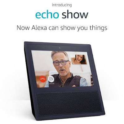 amazon alexa echo show video