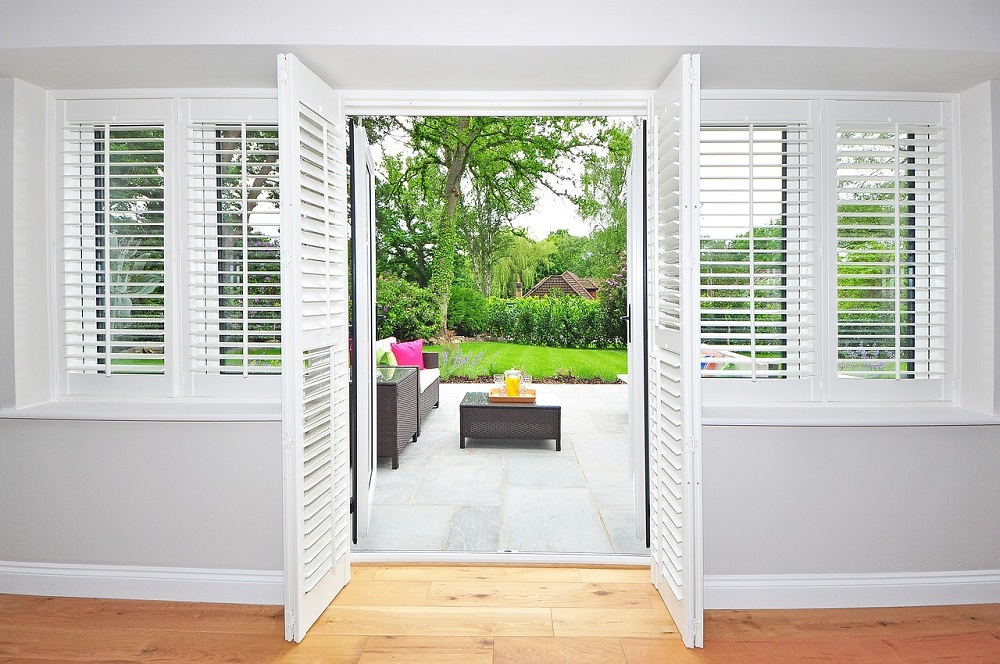 Give A Modern Touch To Your Windows By Installing Shutters