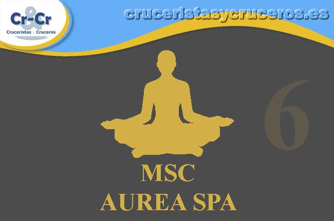 ► 6ª Parte - Belleza, sauna, masajes, tratamientos de belleza en cruceros. ¿Qué sabéis sobre ellos? - (Última entrega)