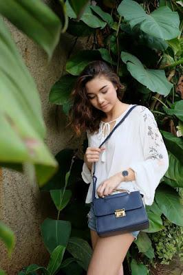 Angela Gilsha JH Zoey Bag