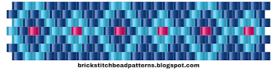 Free Brick Stitch Bead Pattern 5 Download