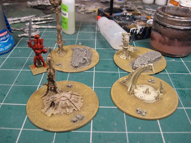 Epic Eldar Objectives