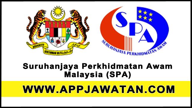 Suruhanjaya Perkhidmatan Awam SPA (SPA8)