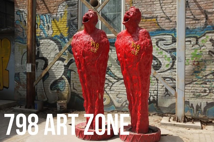 798 Art Zone, Beijing