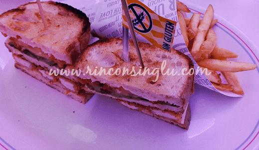 carta sin gluten en tommy mels madrid