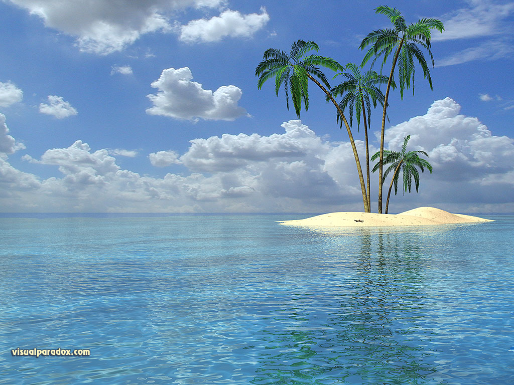 Exotic Islands: World Visits: Tropical Island In Germany Cool Photos