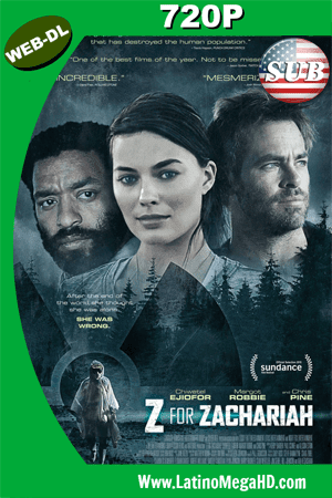 Z For Zachariah (2015) Subtitulado WEB-DL 720P ()