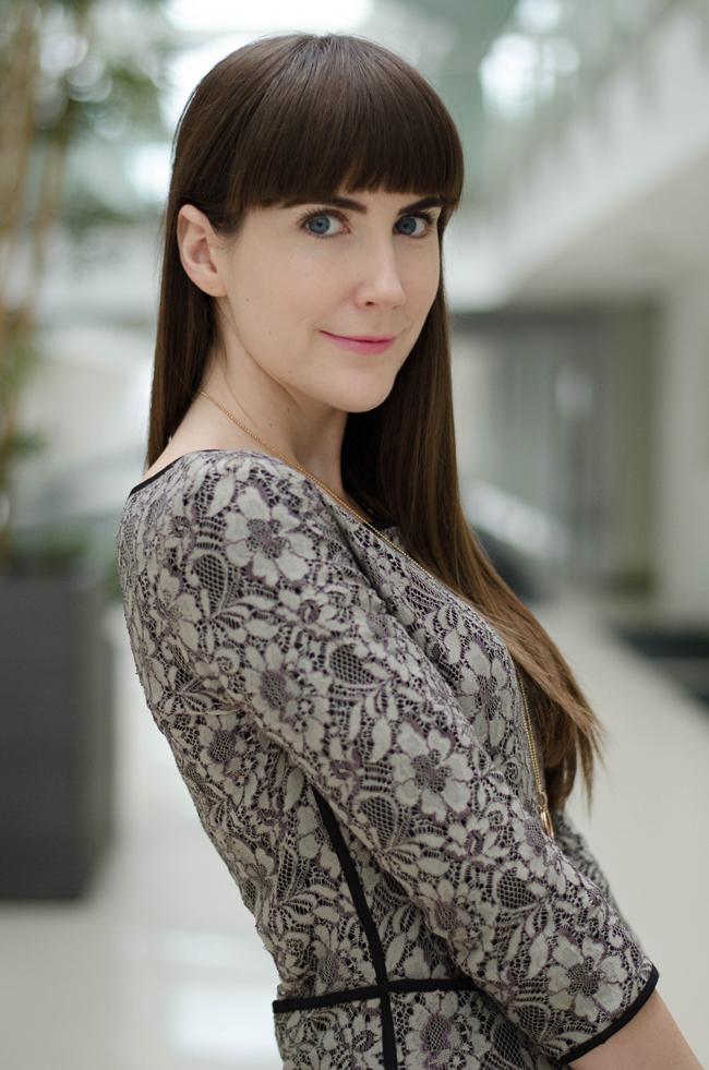 Rosamunde Lace Dress