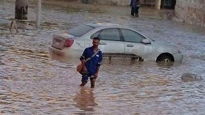 حالة الطقس, أمطار وسيول, شهر سبتمبر, درجات الحرارة,
