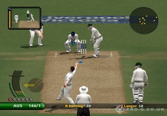Download pc games for free: ea cricket 2007.
