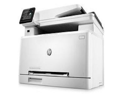 Image HP LaserJet Pro MFP M274 Printer Driver