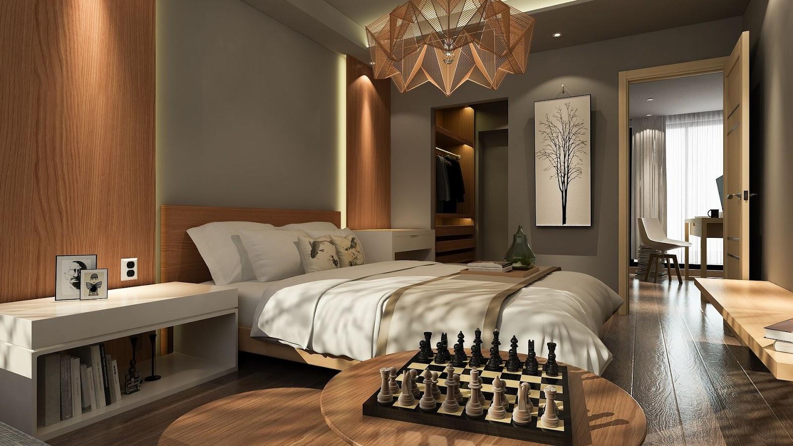 furniture kamar tidur Custom