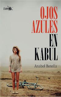 """Ojos azules en Kabul"" de Anabel Botella"