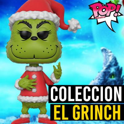 Lista de figuras Funko POP El Grinch