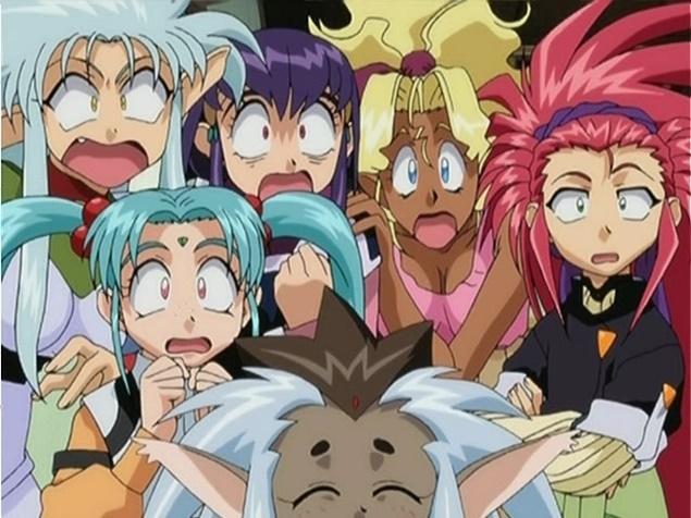 Melhores Animes Harem