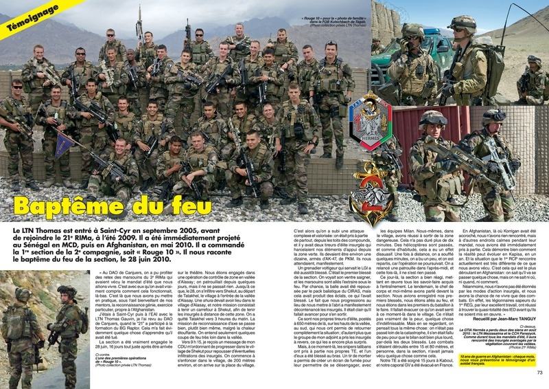 Lettre de motivation CIRFA Forum Militaire