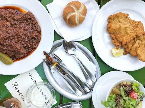 Glacis Beisl | Restaurante ao ar livre em Viena