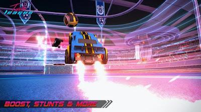 Turbo League MOD APK+DATA (VIP+Unlocked All Cars)