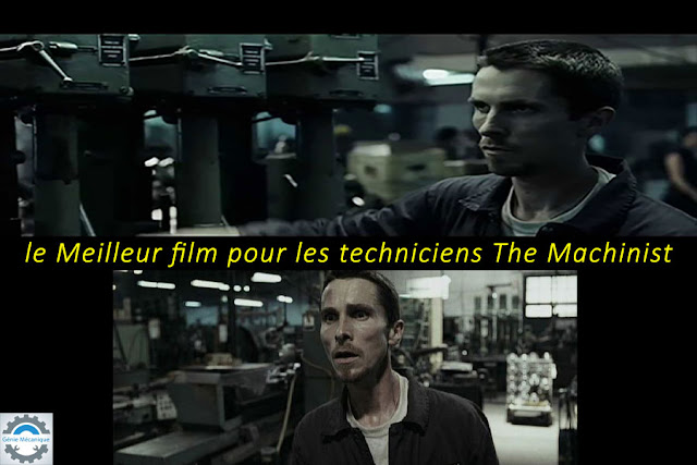 Le Meilleur film pour les techniciens '' The Machinist ''