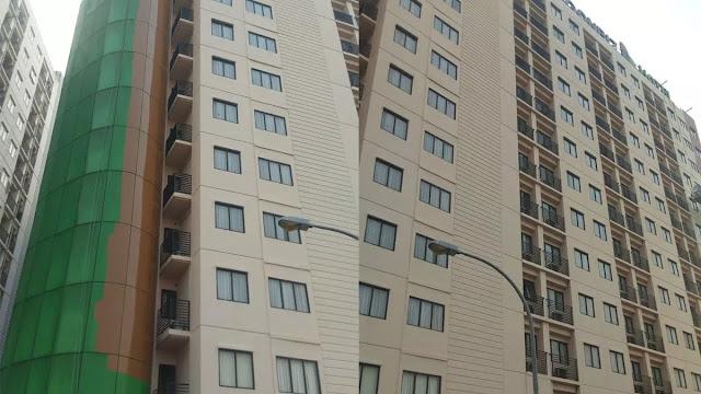 Jasa Cat Dinding Apartment Polos