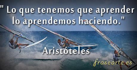 frases motivadoras de Aristóteles