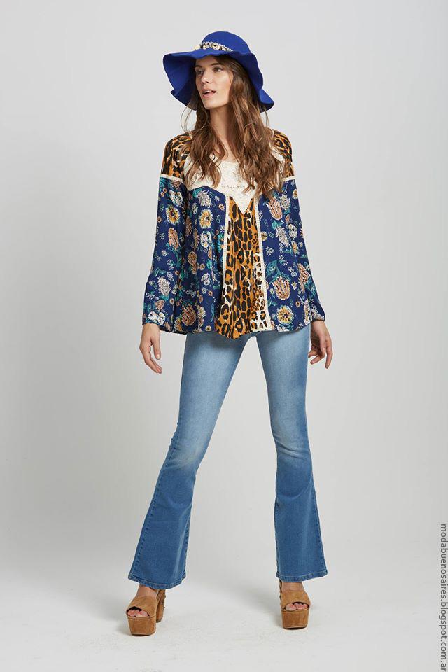 Blusas de moda invierno 2016 ropa de moda 2016 Doll Store.